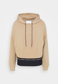 The Kooples - Sweatshirt - camel - 0