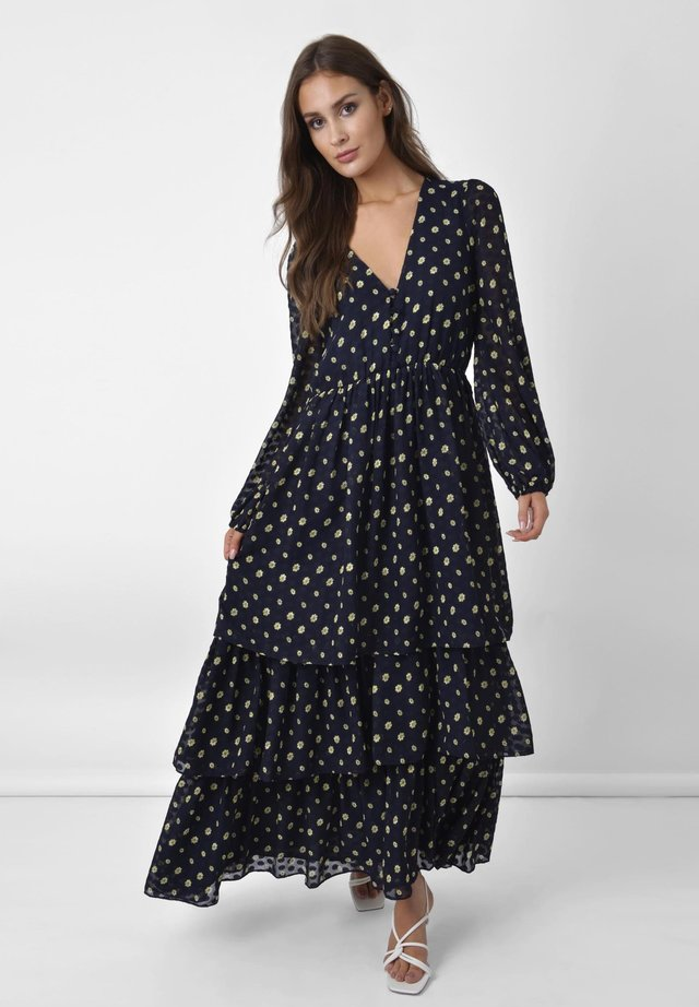 Maxi-jurk - dark blue