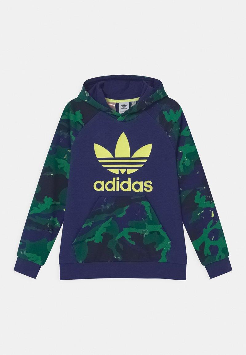 adidas Originals - HOODIE UNISEX - Sweatshirts - night sky/multicolor