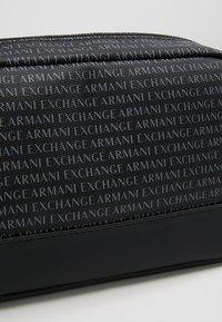 Armani Exchange - Wash bag - black - 2
