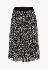 zero - A-line skirt - multi-coloured - 4