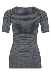 ODLO - CREW NECK PERFORMANCE LIGHT - Maglietta intima - grey melange - 4