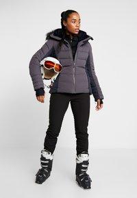 Icepeak - ENIGMA - Pantalon de ski - black - 1