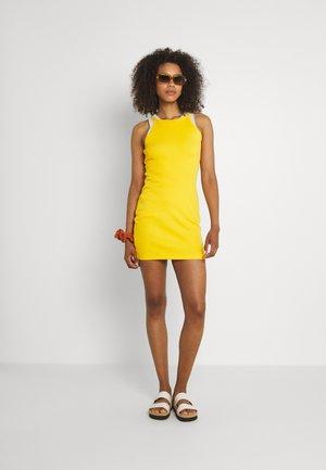 2 PACK - Sukienka letnia - black/yellow