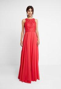 Luxuar Fashion - Gallakjole - coralle - 0