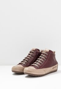 Candice Cooper - MID - Sneakers high - sagar vinaccia/stone - 4