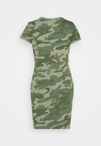 GAP - TEE DRESS - Jerseyjurk - green - 1