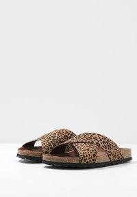 Grand Step Shoes - LOLA - Mules - brown - 4