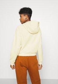 Nike Sportswear - HOODIE - Hoodie - fossil/stone - 2