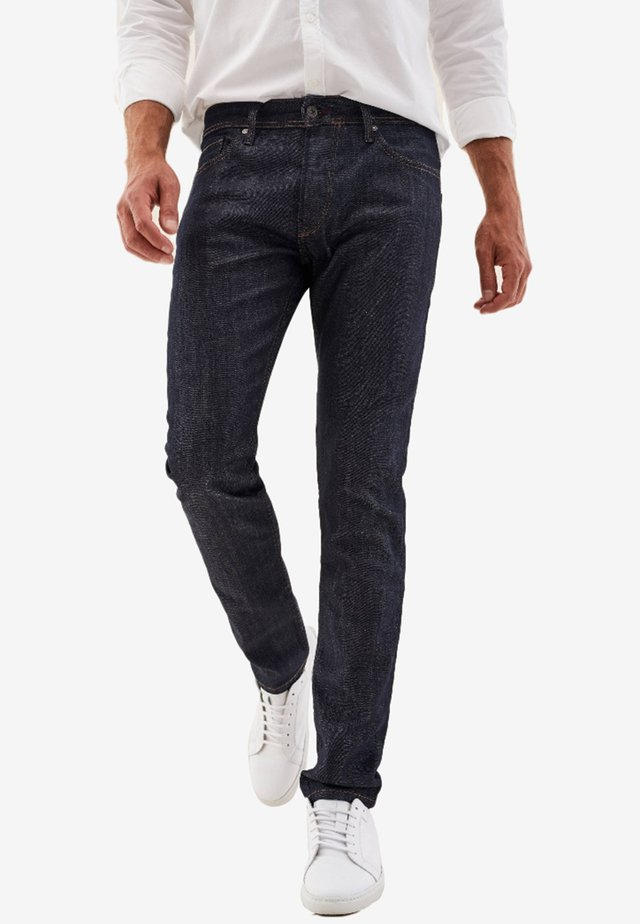 LIMA - Slim fit jeans - dark-blue denim