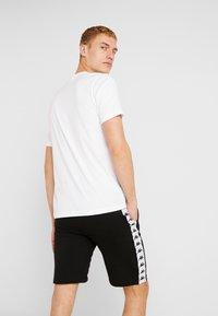 Kappa - GEWORG - T-shirt con stampa - bright white - 2