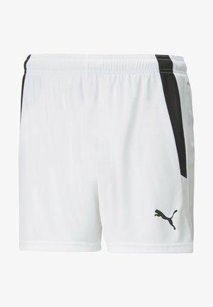 Sports shorts - puma white puma black