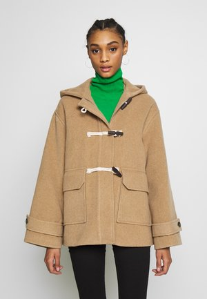 DAIMY JACKET - Short coat - sand