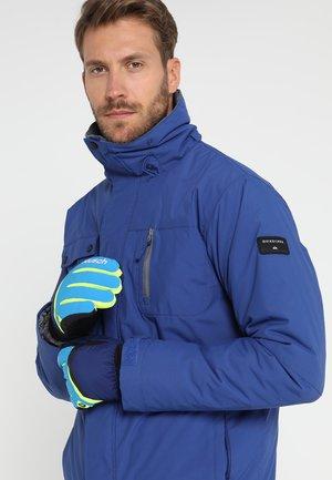 BALIN RTEX XT - Gloves - imperial blue/neon yellow