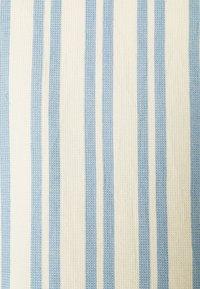 Club Monaco - WAFFLE STRIPE - Shirt - blue/vintage tan - 2