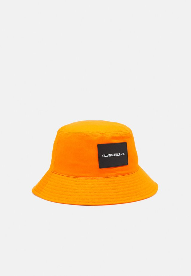 INST BUCKET UNISEX - Klobouk - orange