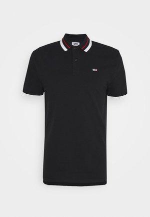 CLASSICS TIPPED - Polo shirt - black