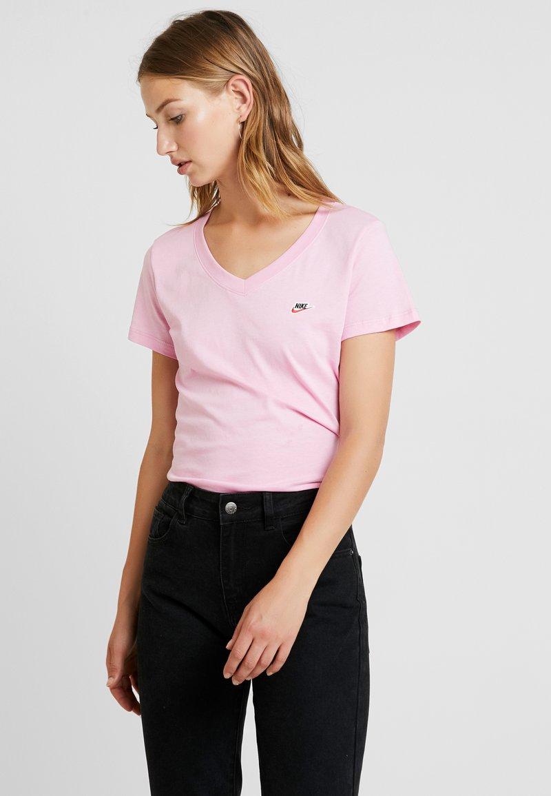 Nike Sportswear - TEE - T-paita - pink rise