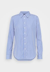Lauren Ralph Lauren - Button-down blouse - blue/white - 4