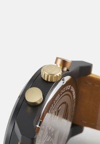 Timberland - SHERBROOK - Chronograph watch - brown - 4