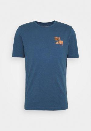 ALEX PRINT - Triko spotiskem - ensigne blue