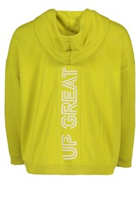Cartoon - Hoodie - apple green - 1
