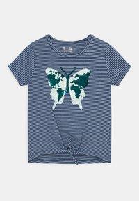 Staccato - KID - Print T-shirt - indigo blue - 0