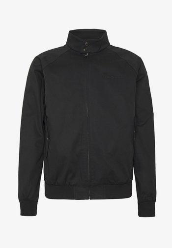 SIGNATURE HARRINGTON - Summer jacket - black