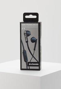 Urbanista - SAN FRANCISCO UNISEX - Headphones - dark clown black - 3
