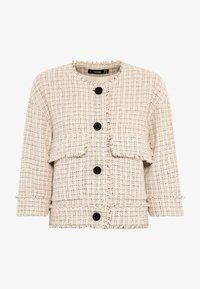 HALLHUBER - Summer jacket - creme - 4