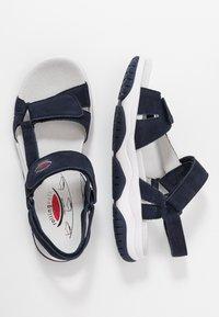 Gabor Comfort - Sandaler - blue - 4