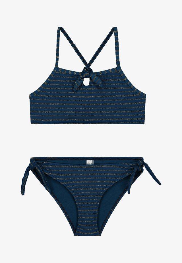 SET - Bikini - poseidon blue
