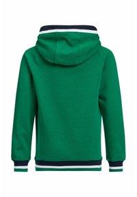 WE Fashion - Hoodie - green - 1