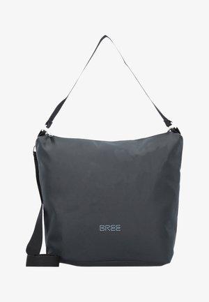 PUNCH - Shopping bag - black
