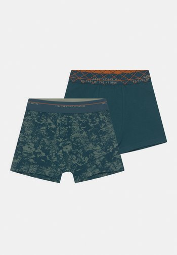 2 PACK - Pants - dark forest