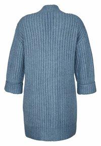 Dress In - Cardigan - rauchblau - 4