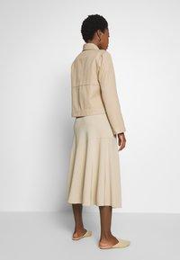 Opus - HELINA - Summer jacket - soft ginger - 2