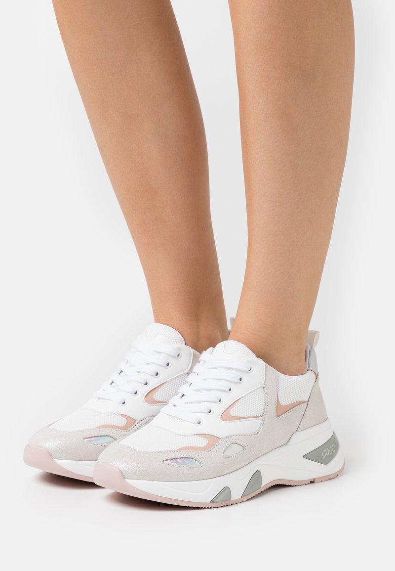 Liu Jo Jeans - HOA  - Baskets basses - white