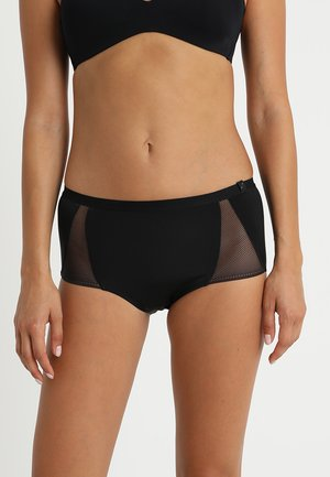 S BY SLOGGI SYMMETRY HIGH WAIST  - Slip - black