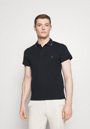 COLLAR - Polo shirt - desert sky