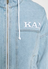 Karl Kani - RETRO SUPERLIGHT JACKET - Džínová bunda - blue - 6