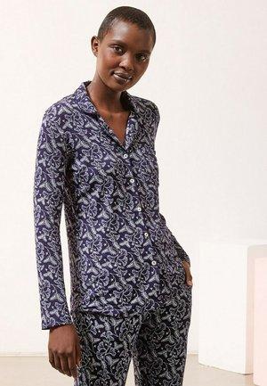 Haut de pyjama - bleu marine