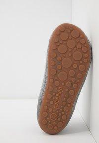 Bisgaard - Pantoffels - grey - 5