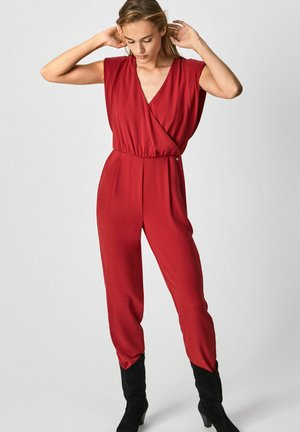 KETTY - Jumpsuit - winter red