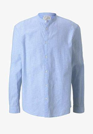 Chemise - light blue white chambray