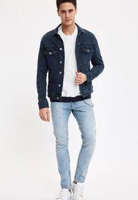 DeFacto - Denim jacket - indigo - 1