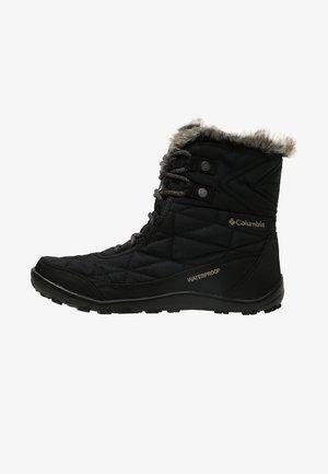 MINX™ SHORTY III - Ankle boots - black, pebble