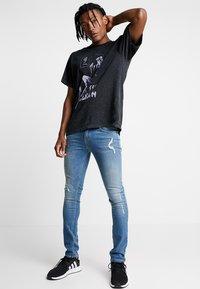 Religion - HERO - Jeans Skinny - ripper blue - 1