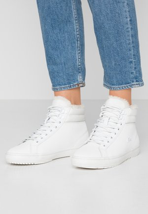 Sneaker high - offwhite
