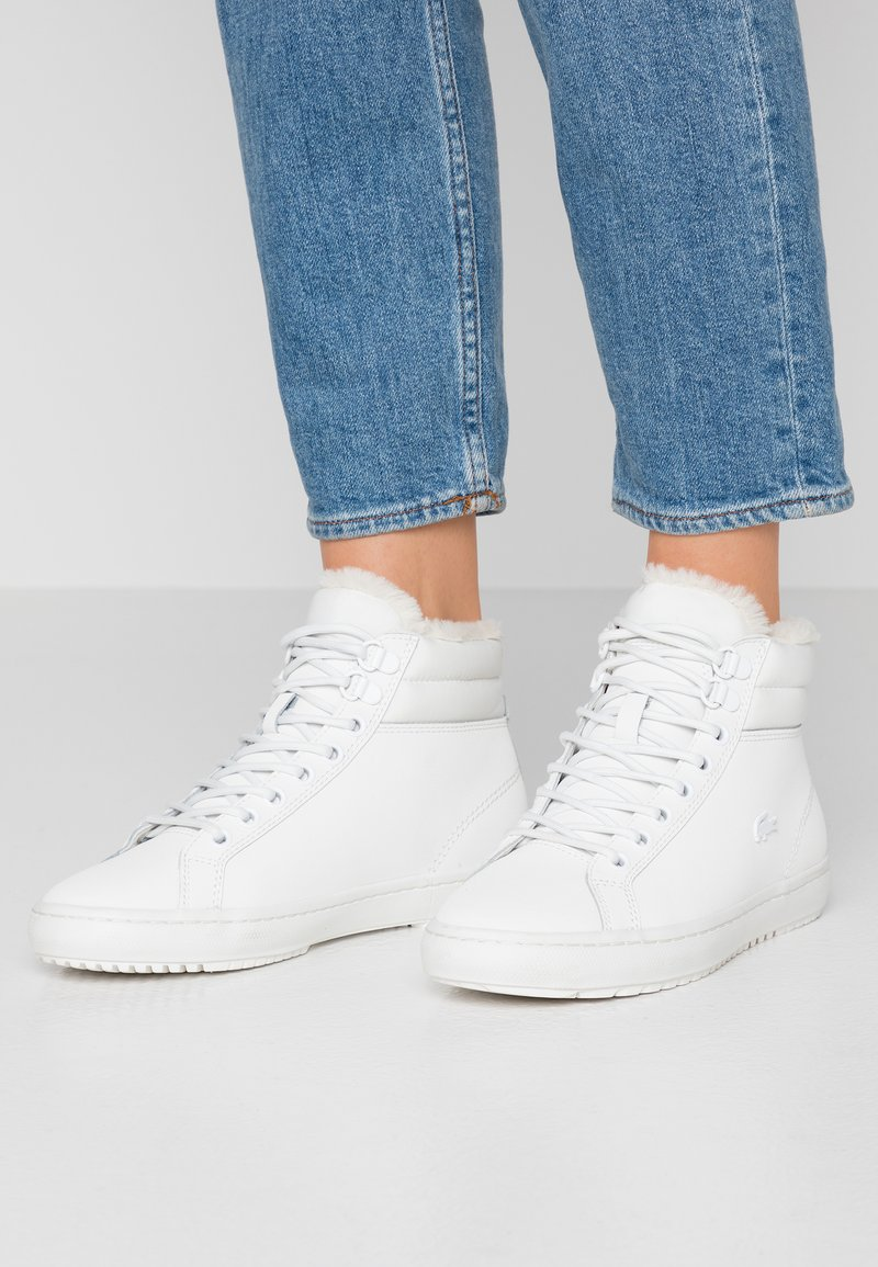 Lacoste - Sneaker high - offwhite